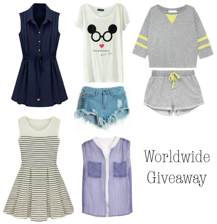 sheinside, sorteo, giveaway, worldwide, fashion blog, fashion, web, MY SHOWROOM, lucky, suerte,