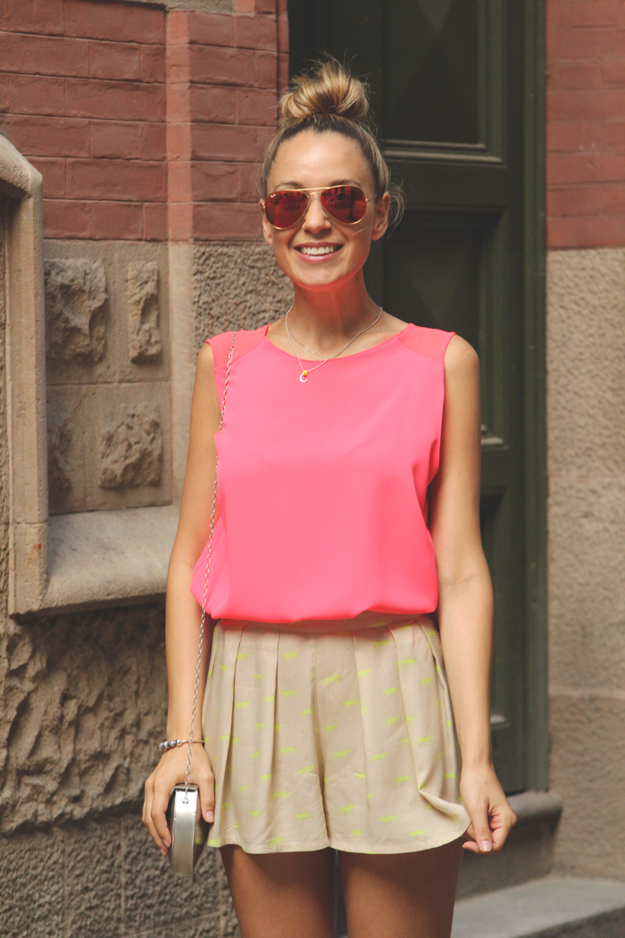 ADAMARINA, Carlos Toun, casual look, fashion blogger, FLUOR, La Señorita, LEFTIES, MY SHOWROOM, Priscila Betancort, summer 13, teenvogue, Zara,