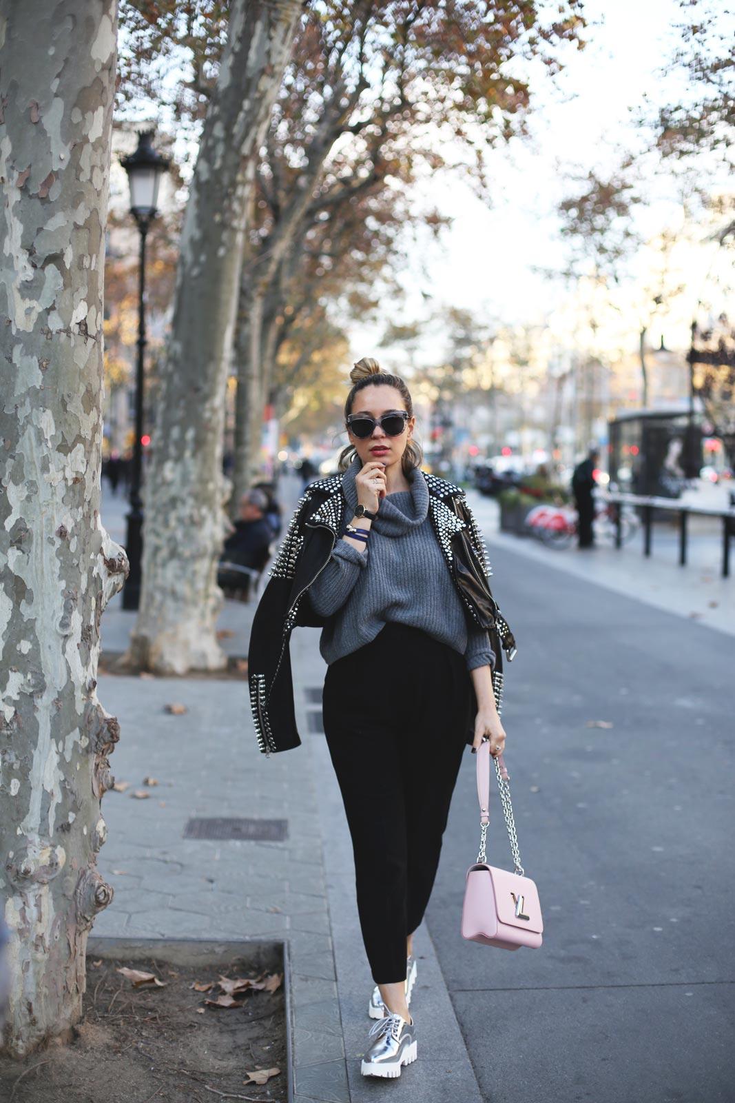 blogger de moda barcelona