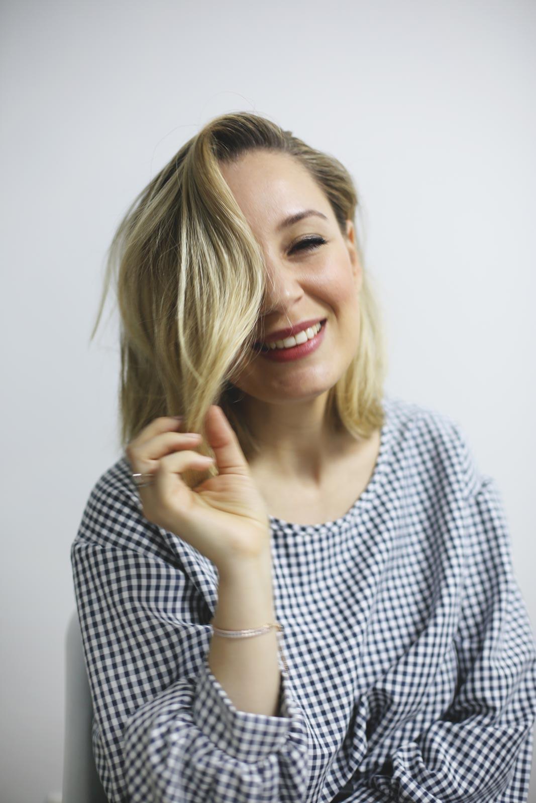 resultado tutorial de maquillaje