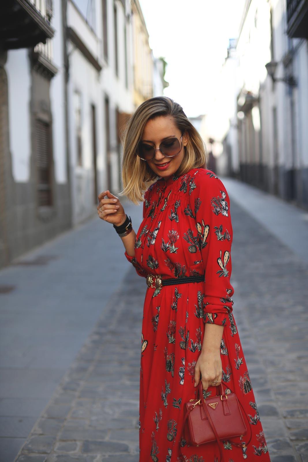 blogger de moda estilo de vida y maternidad
