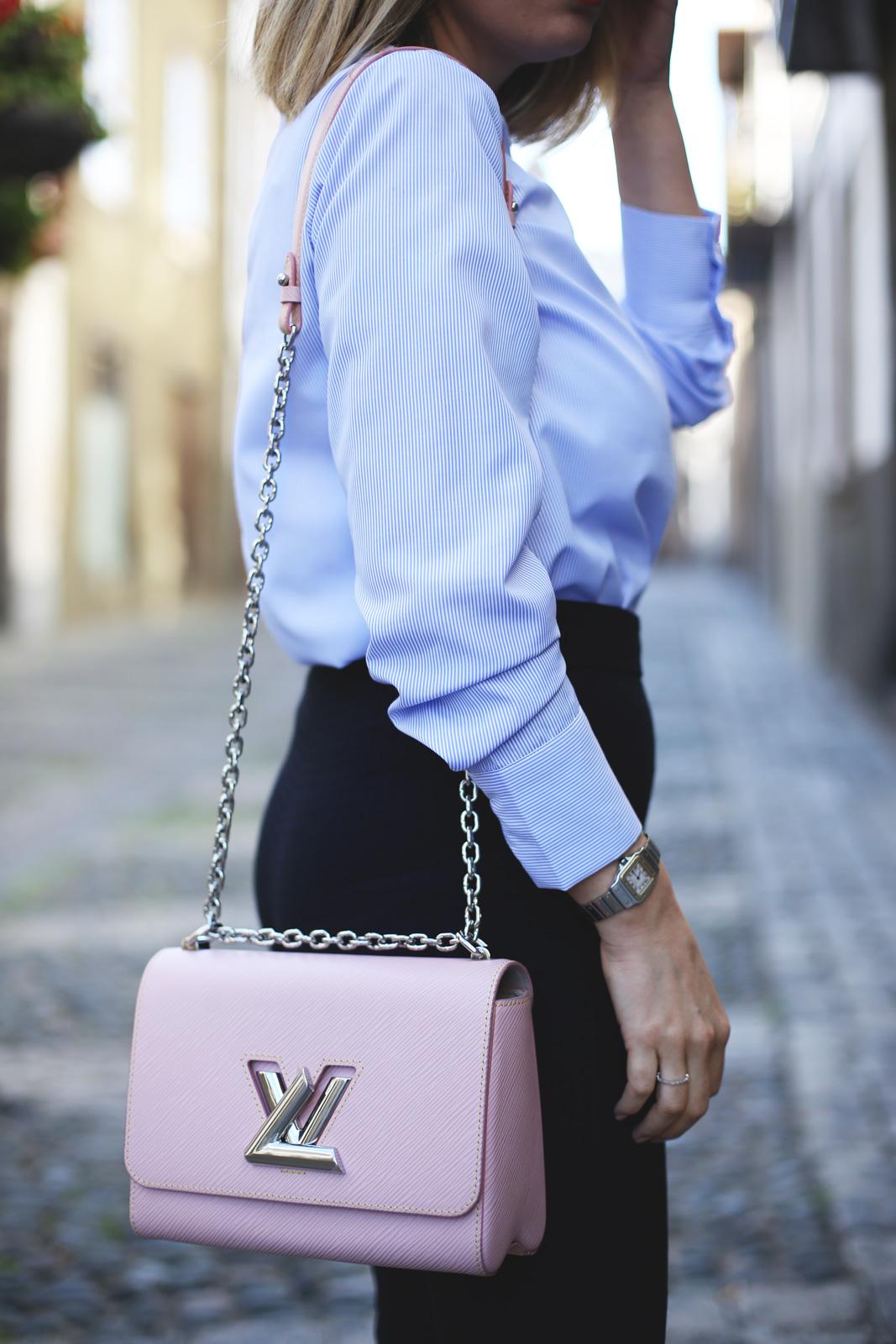 Bolso Louis Vuitton Twist en rosa