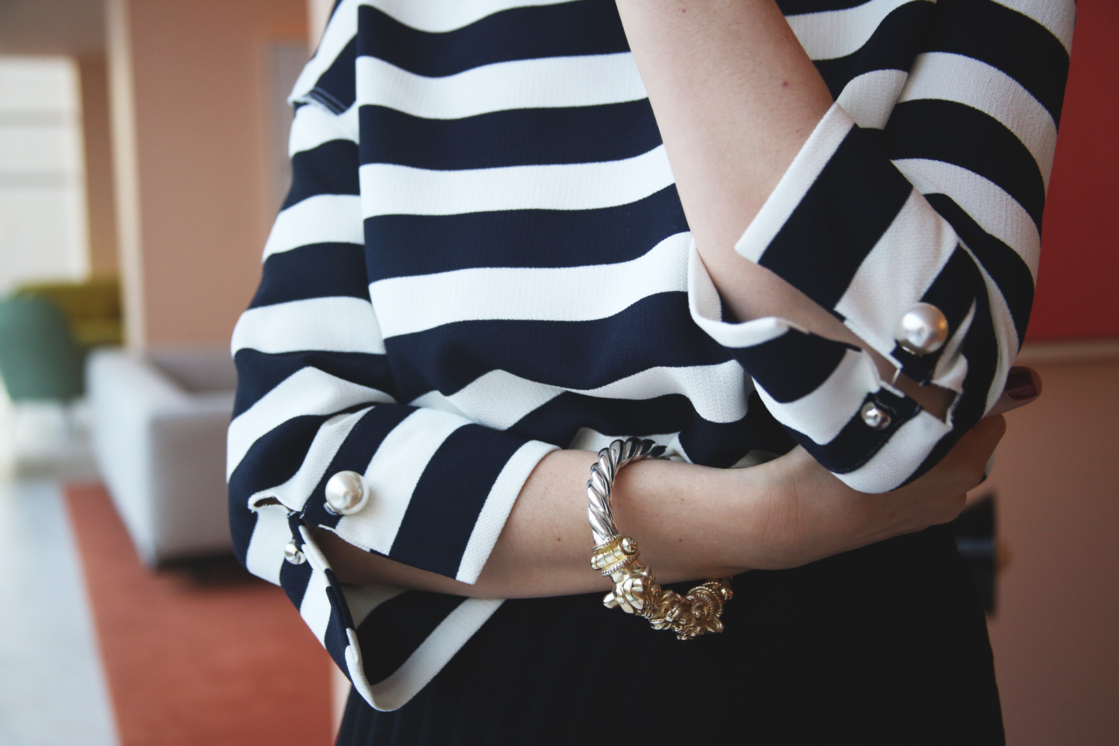 brazalete moda mujer