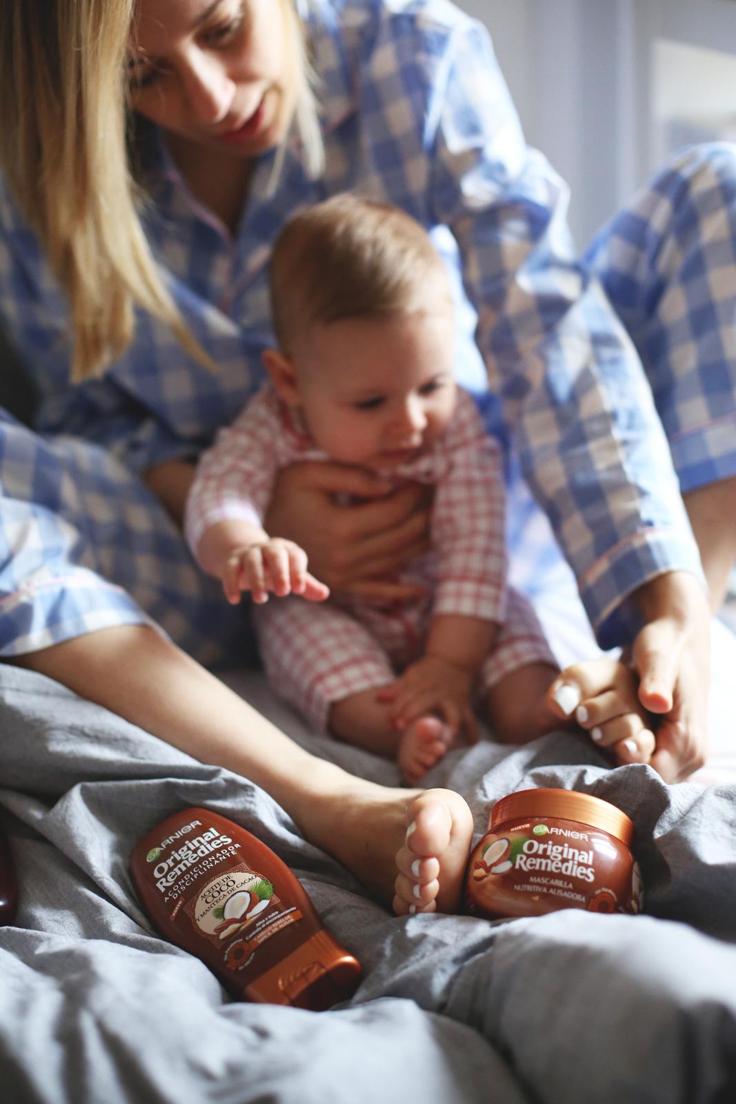 Luca Toun blogger bebe