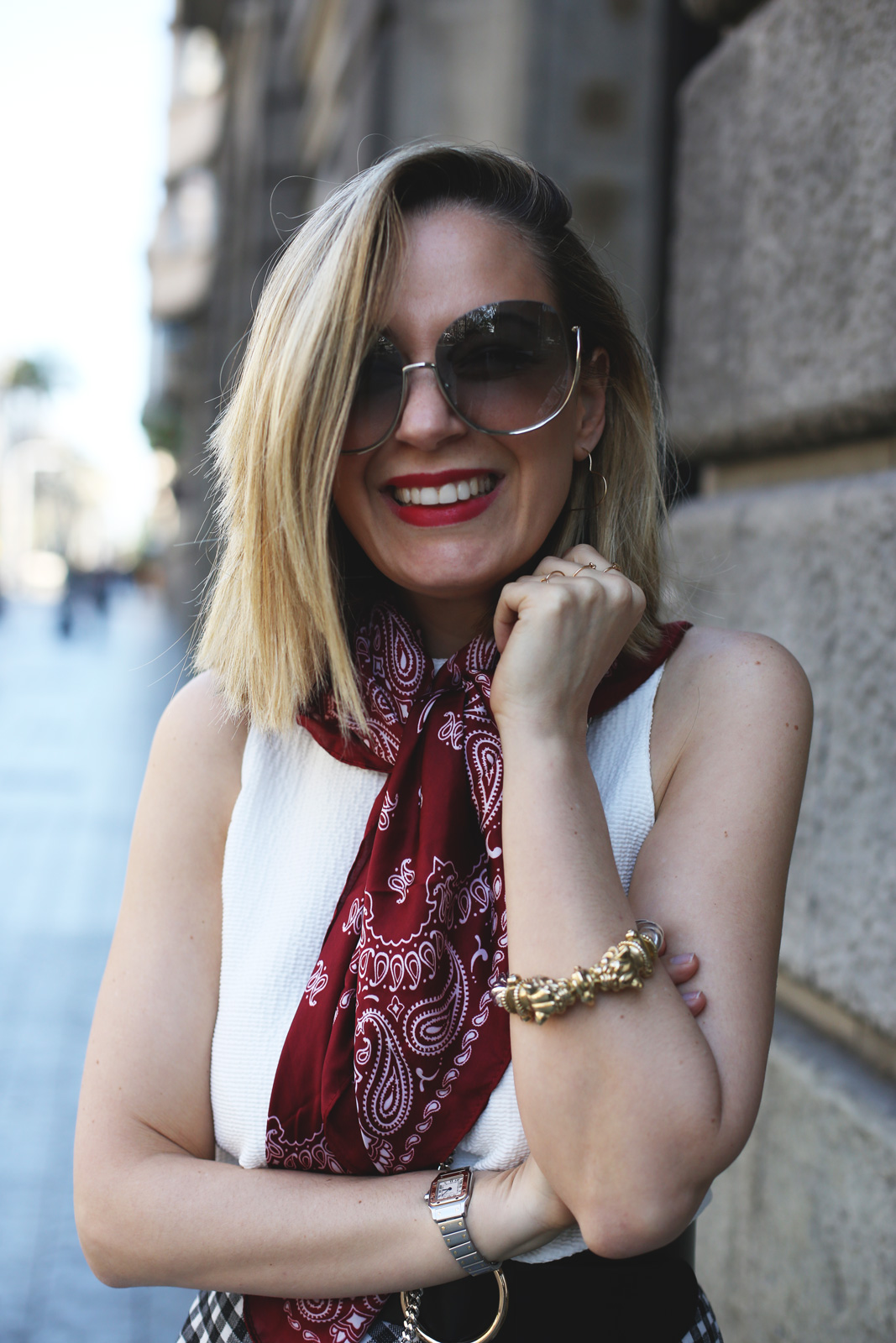 Gafas maxi moda y tendencias