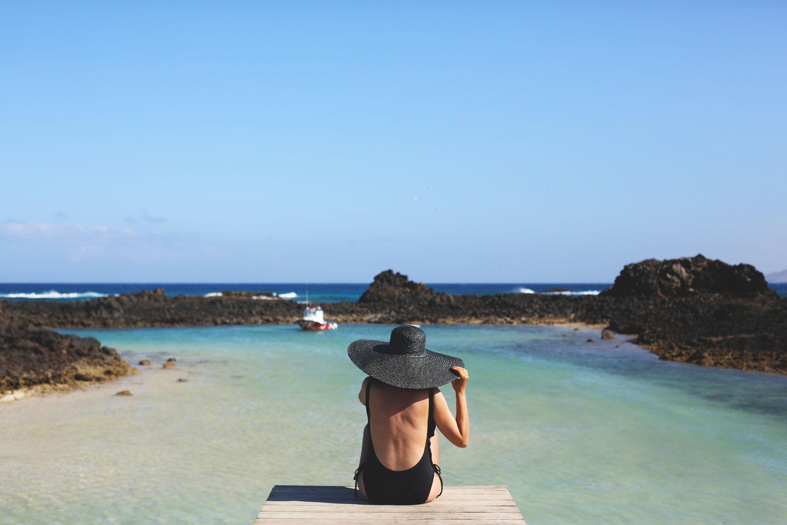 Vacaciones blogger en Canarias