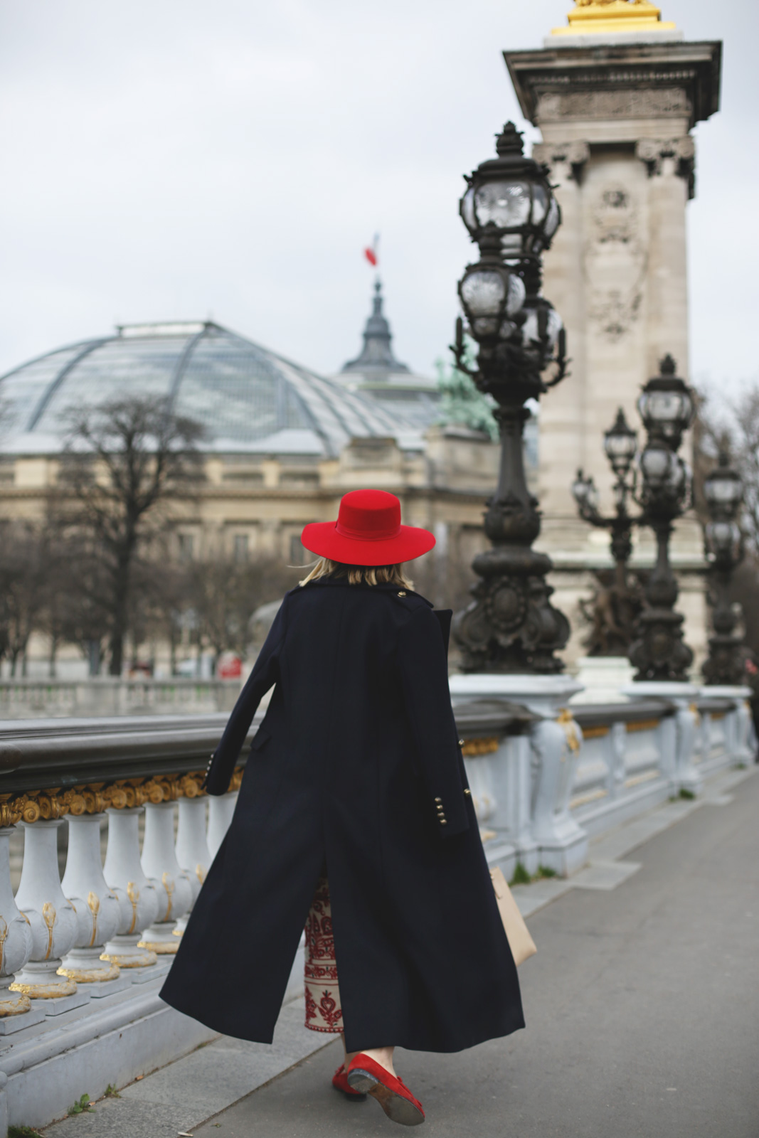 tendencia en paris moda