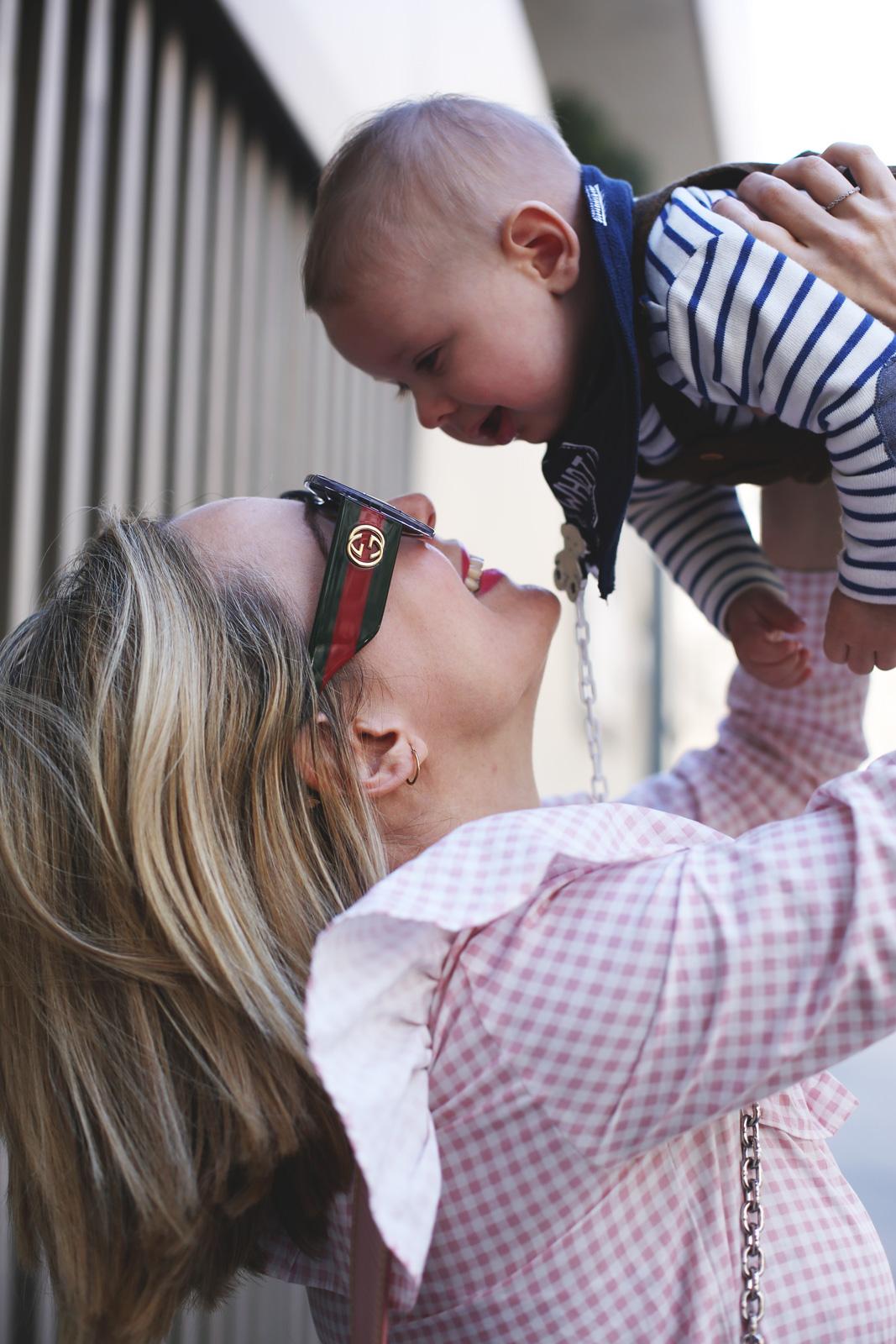 Fotos bonitas madre e hijo
