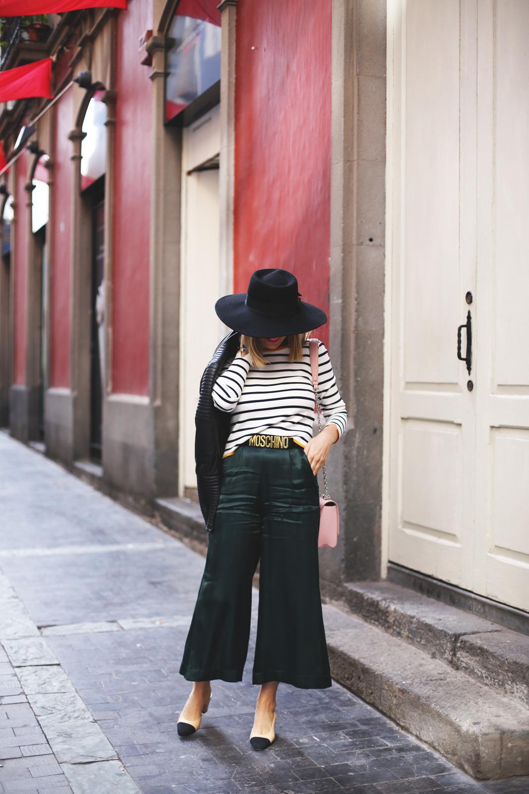 look de tendencia blogger