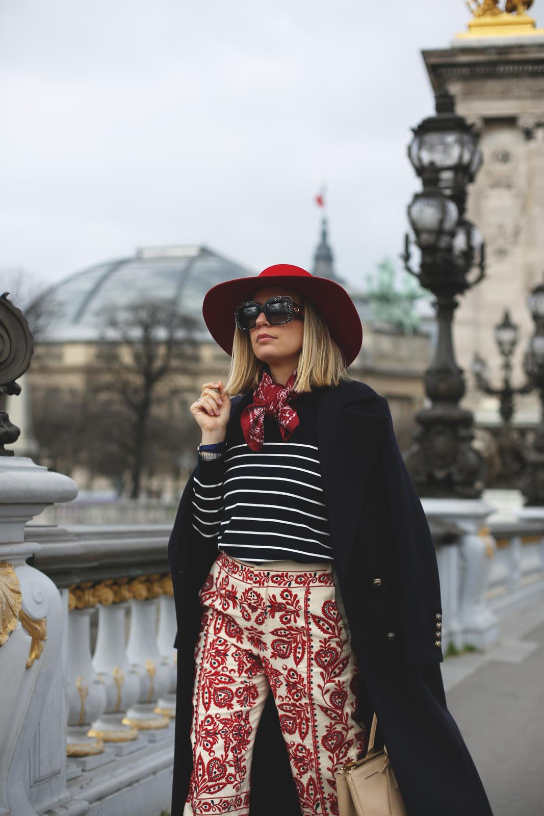 mi viaje a Paris moda