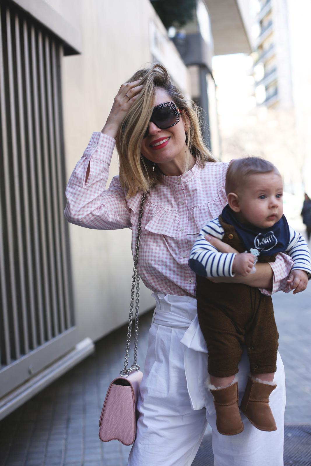 Mama con estilo blogger
