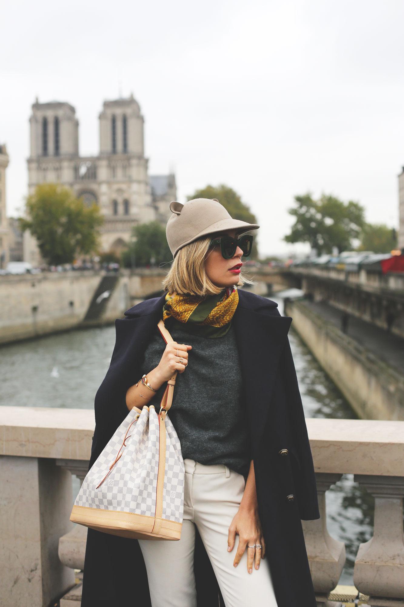 sombreros de orejas en Paris