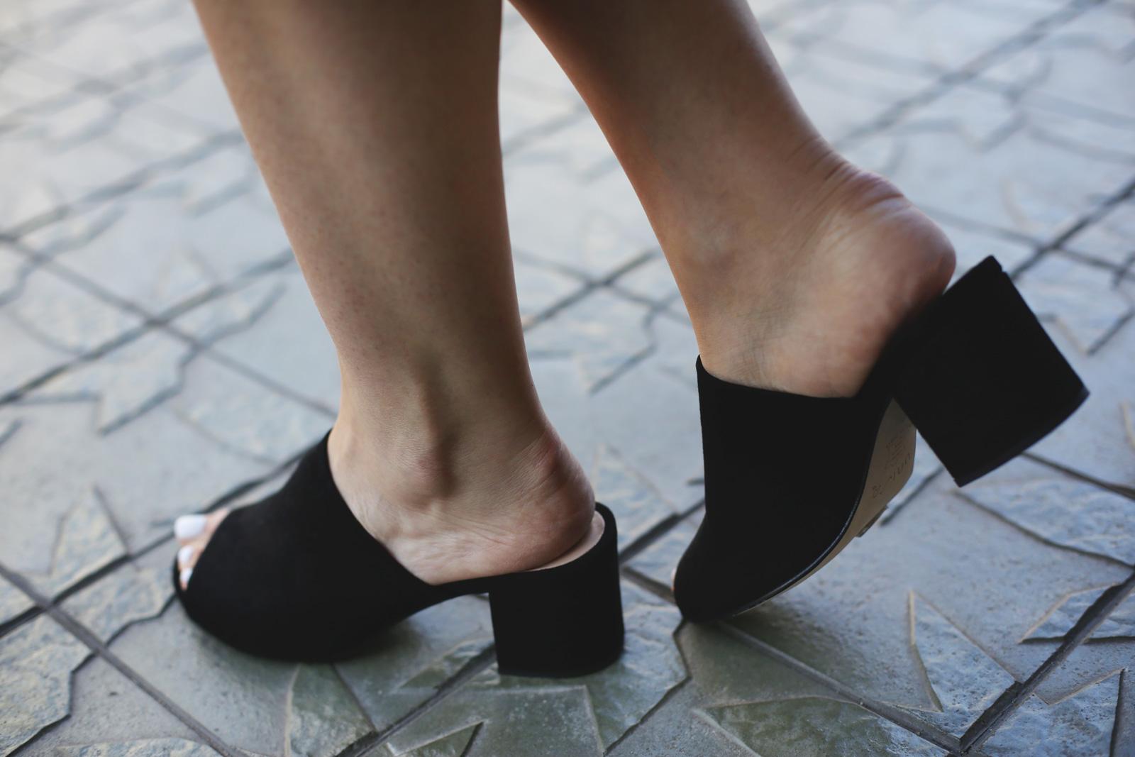 Zapatos destalonados Unisa moda