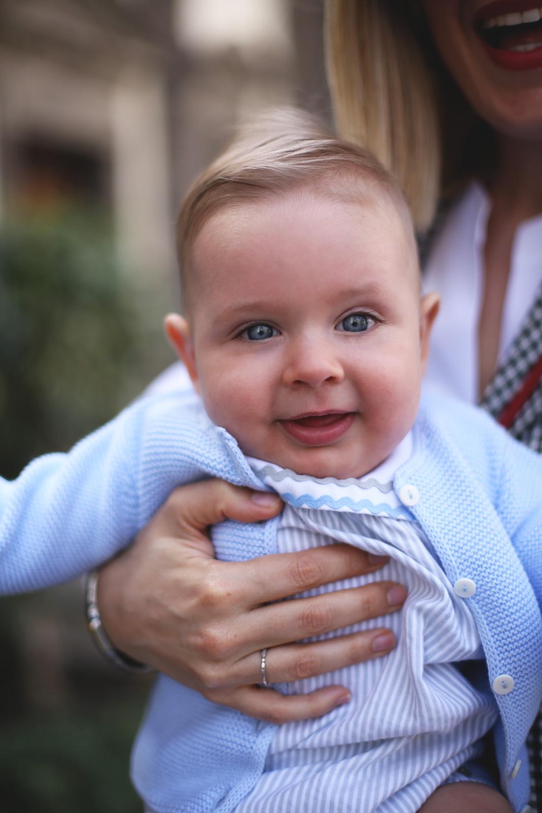 Luca Toun bebe moda