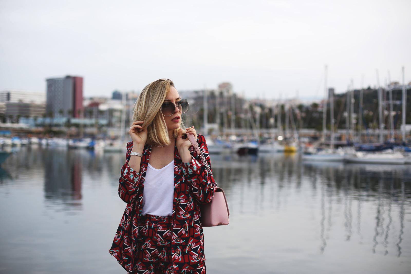blogger de maternidad y moda