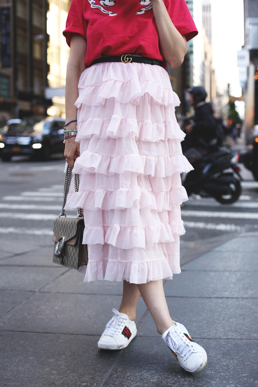 look tendencia moda de blogger