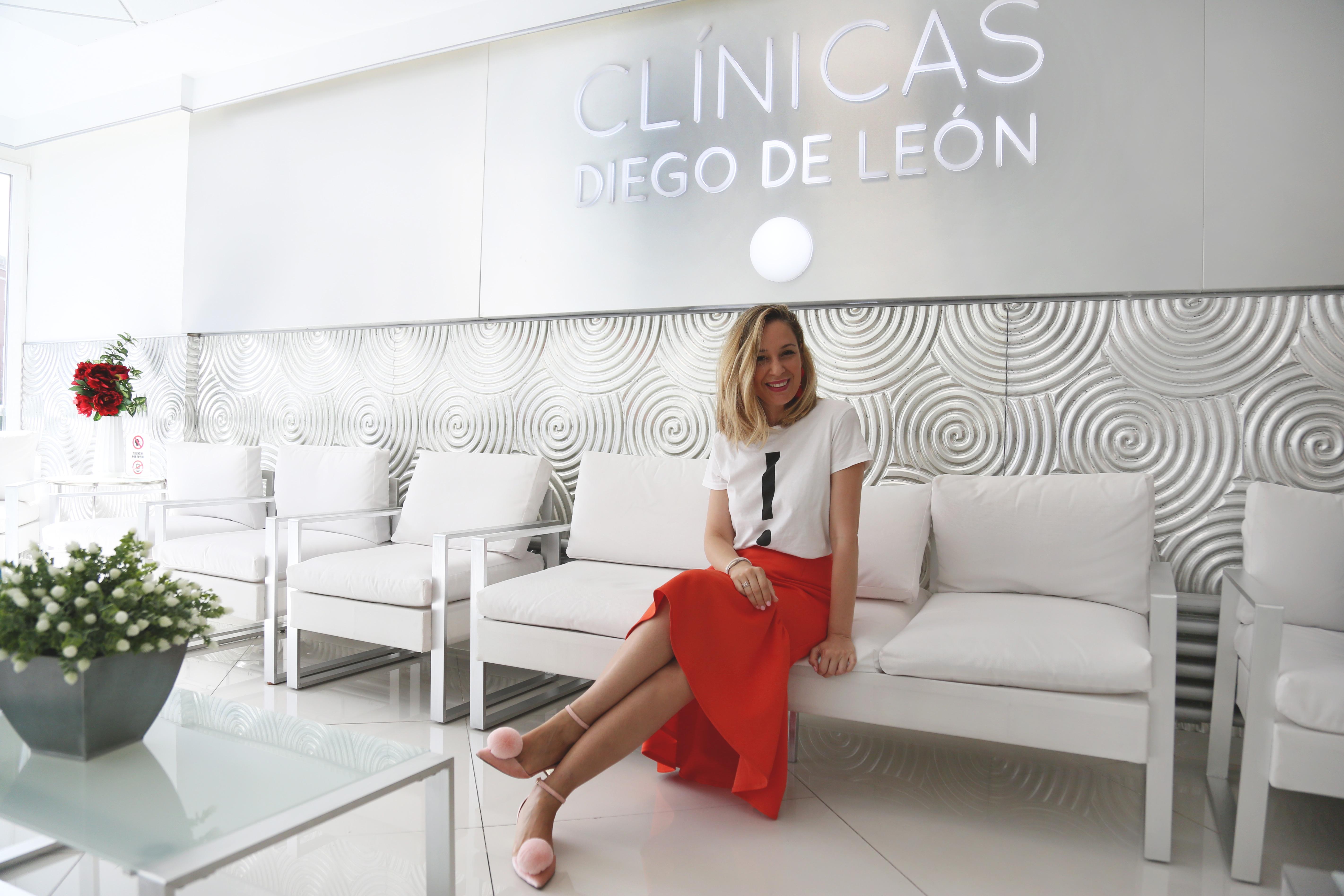 Clinica estetica Diego de Leon