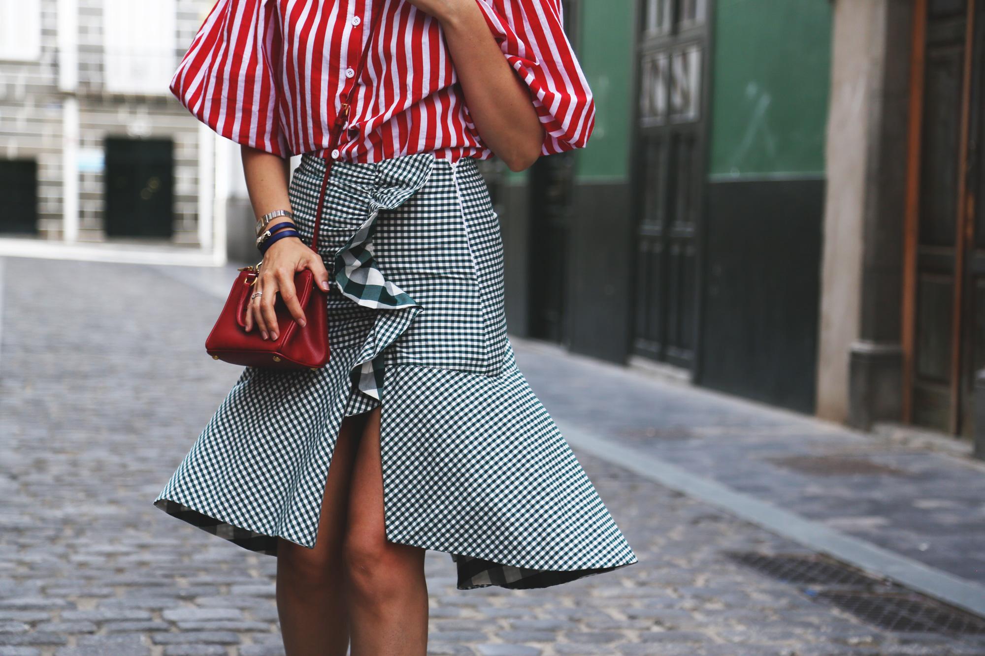 Look Detalles Moda Falda Zara Tendencia 8wf1q