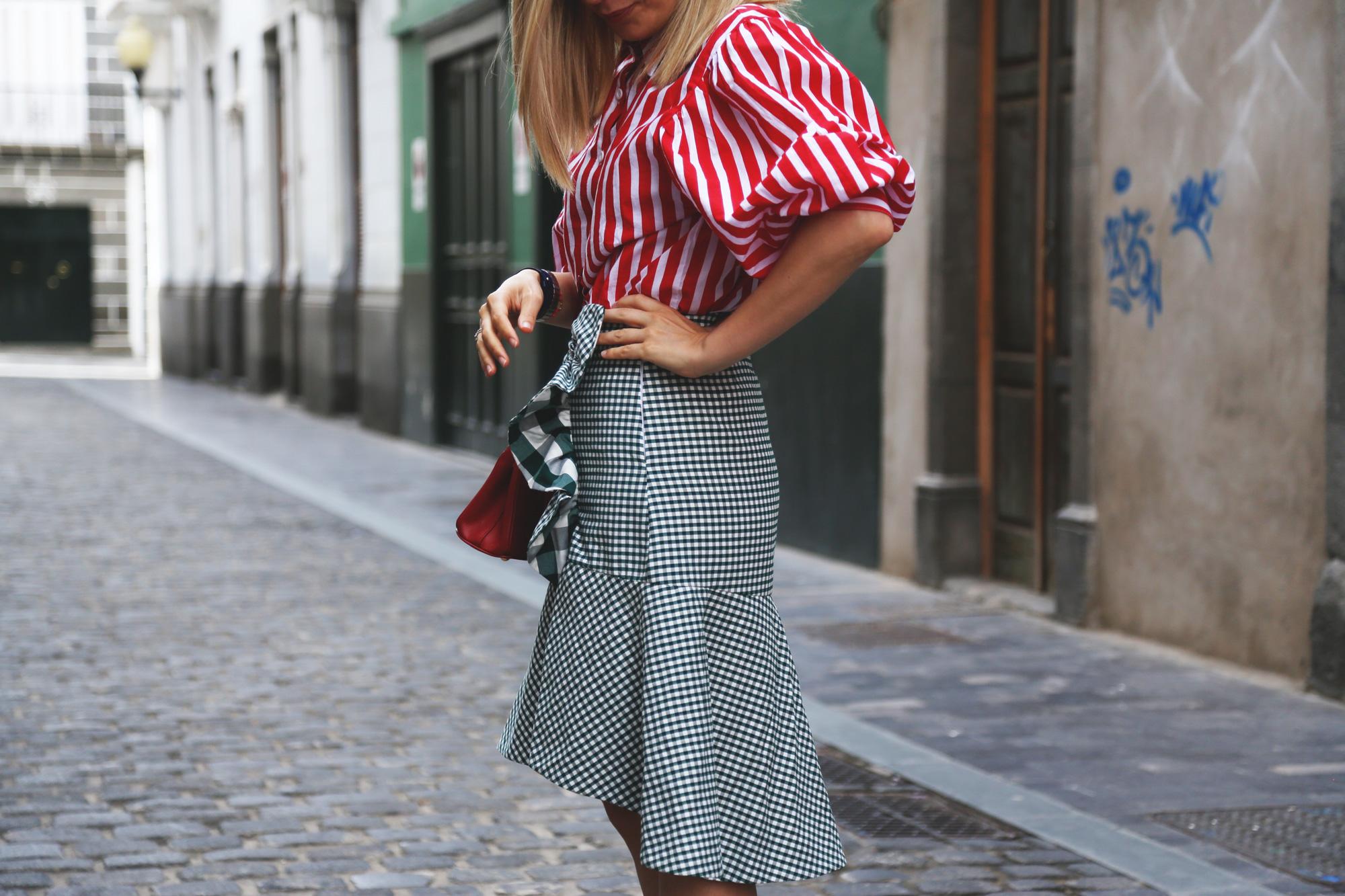 tendencias outfit moda mujer