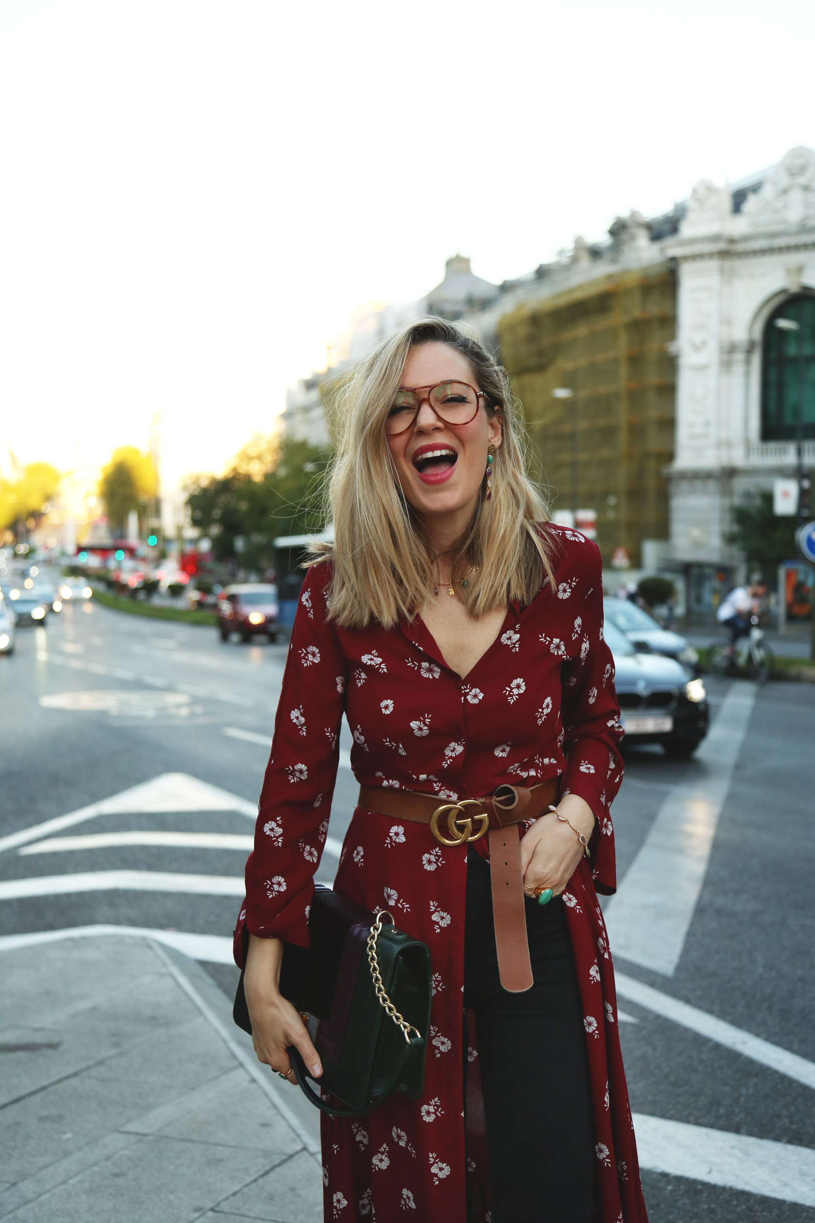 blogger moda y tendencias