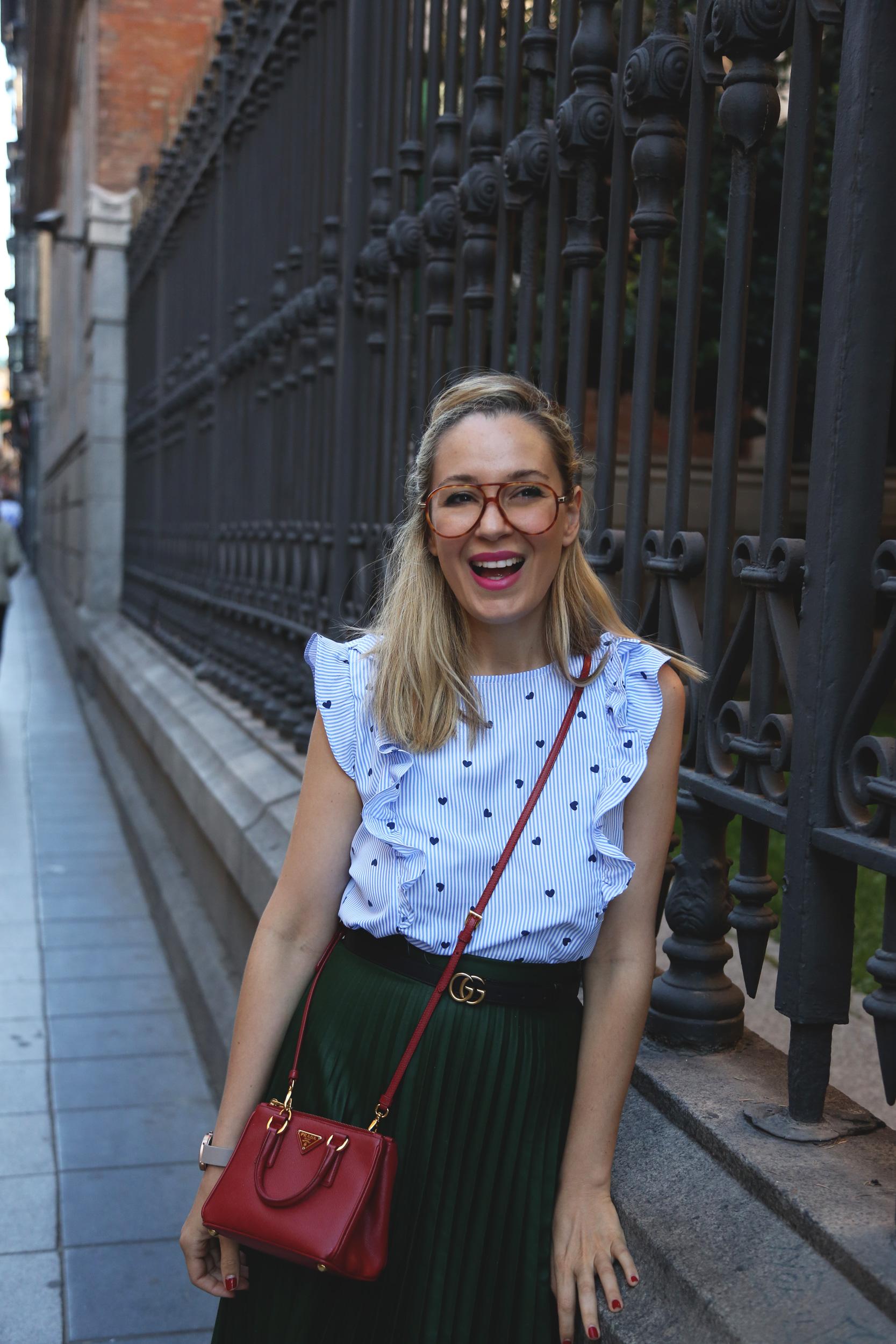 blogger de moda y estilo de vida