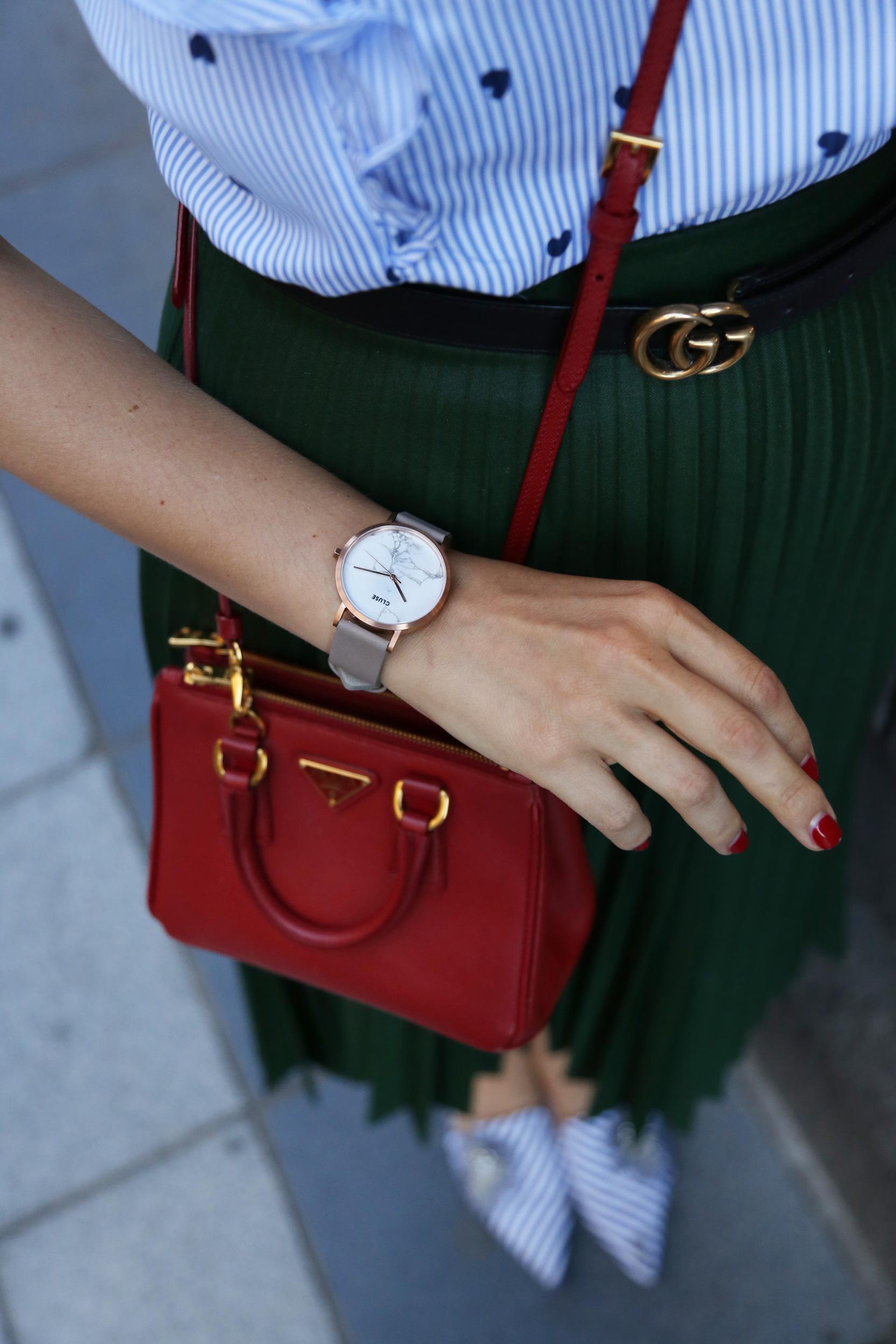 reloj cluse moda