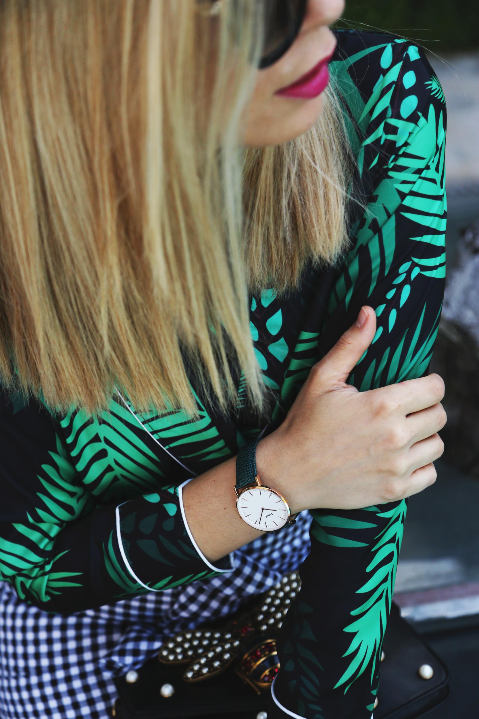 reloj cluse blogger
