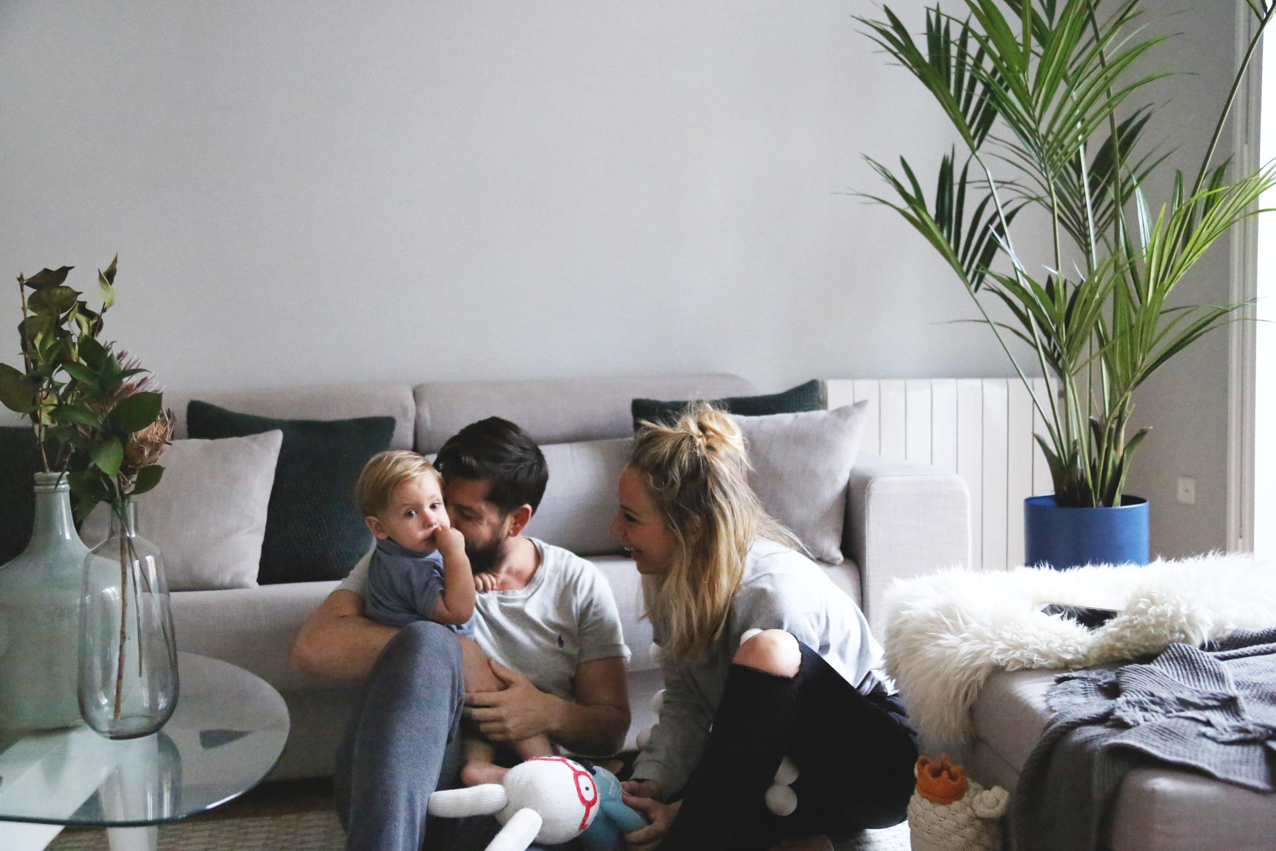 bloggers familia y estilo de vida