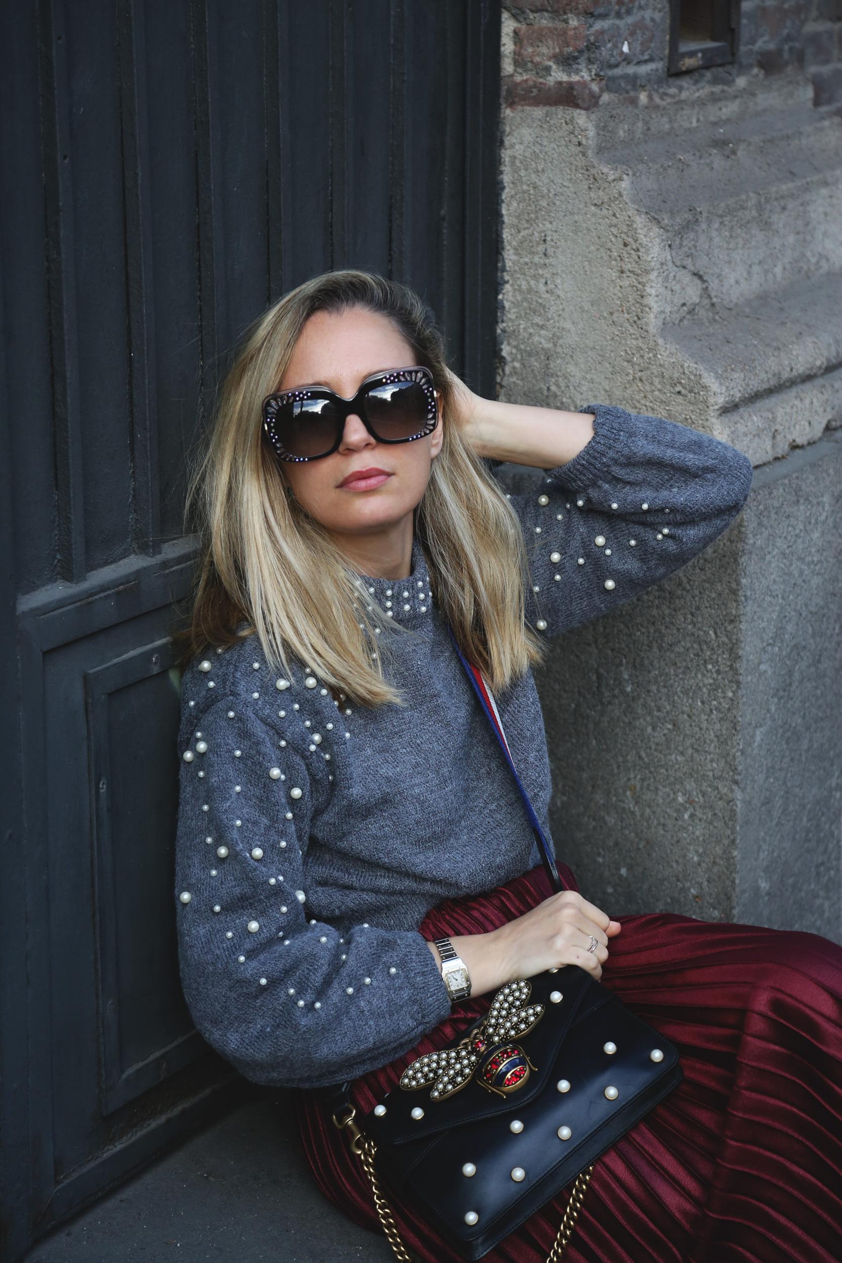 blogger de moda y familia