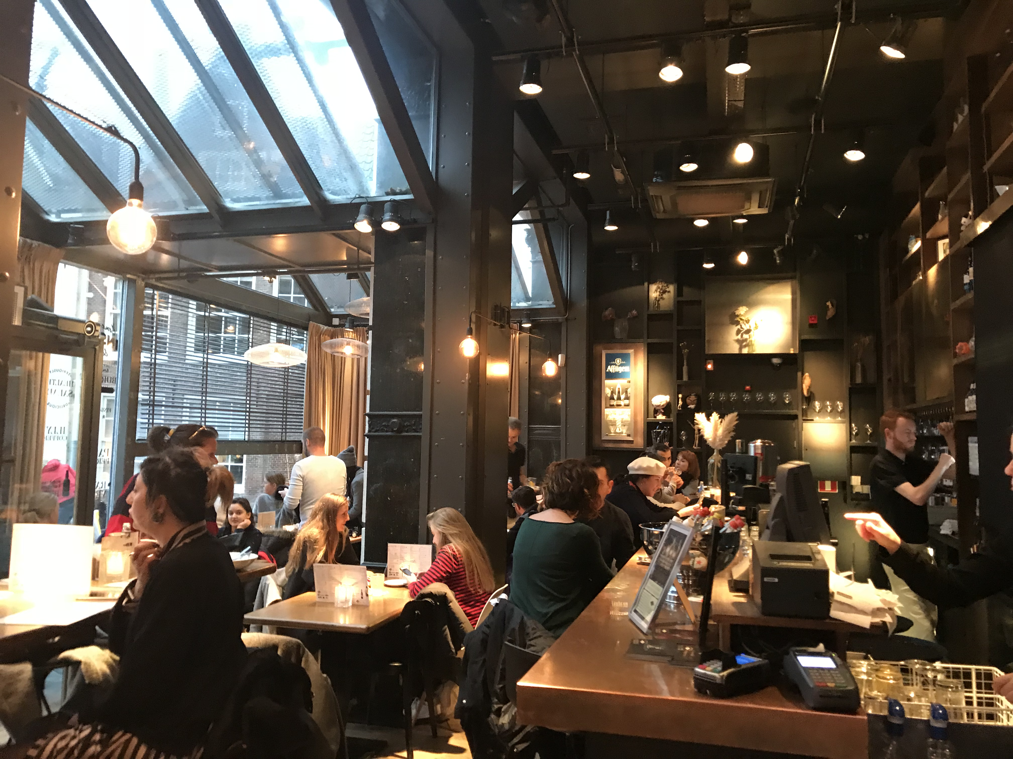 cafe Esprit Amsterdam