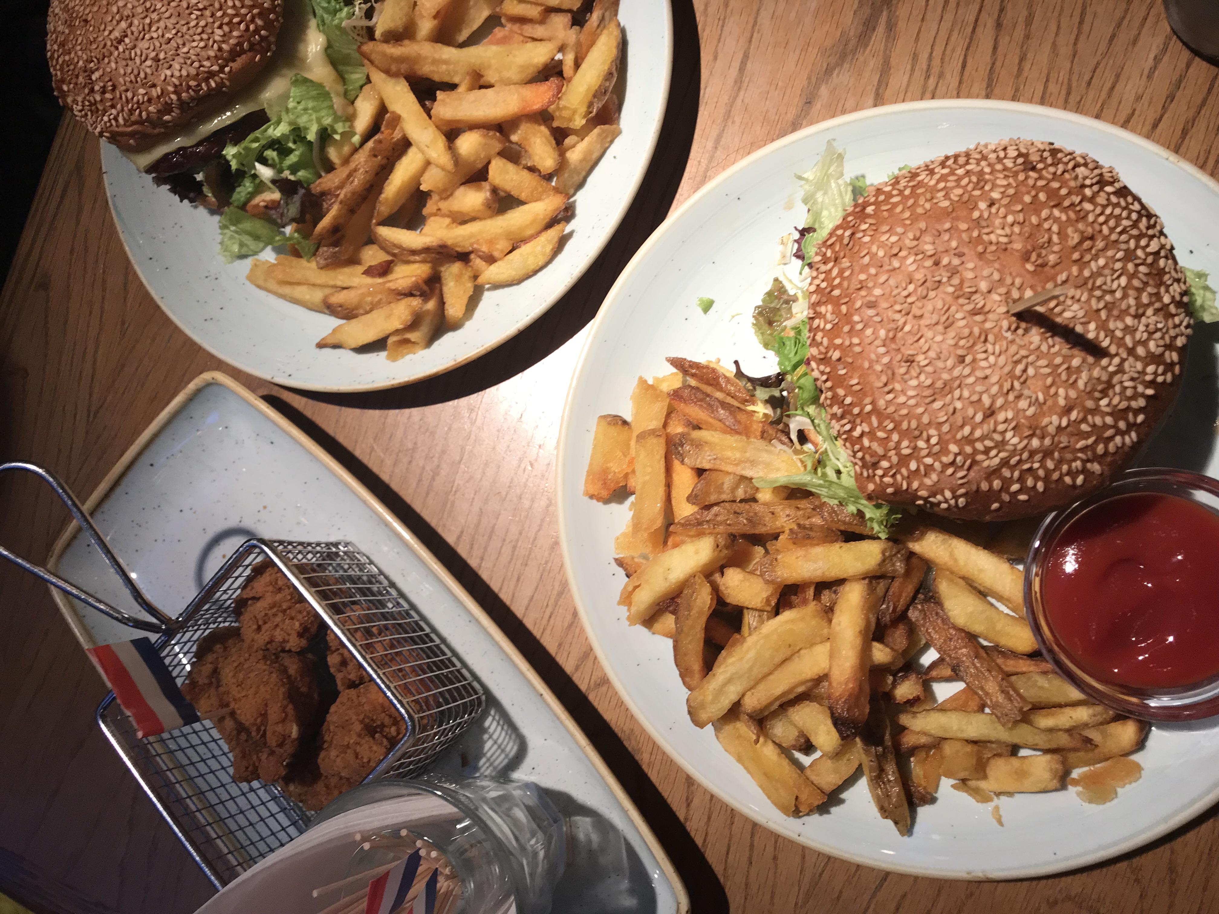 comida en Amsterdam