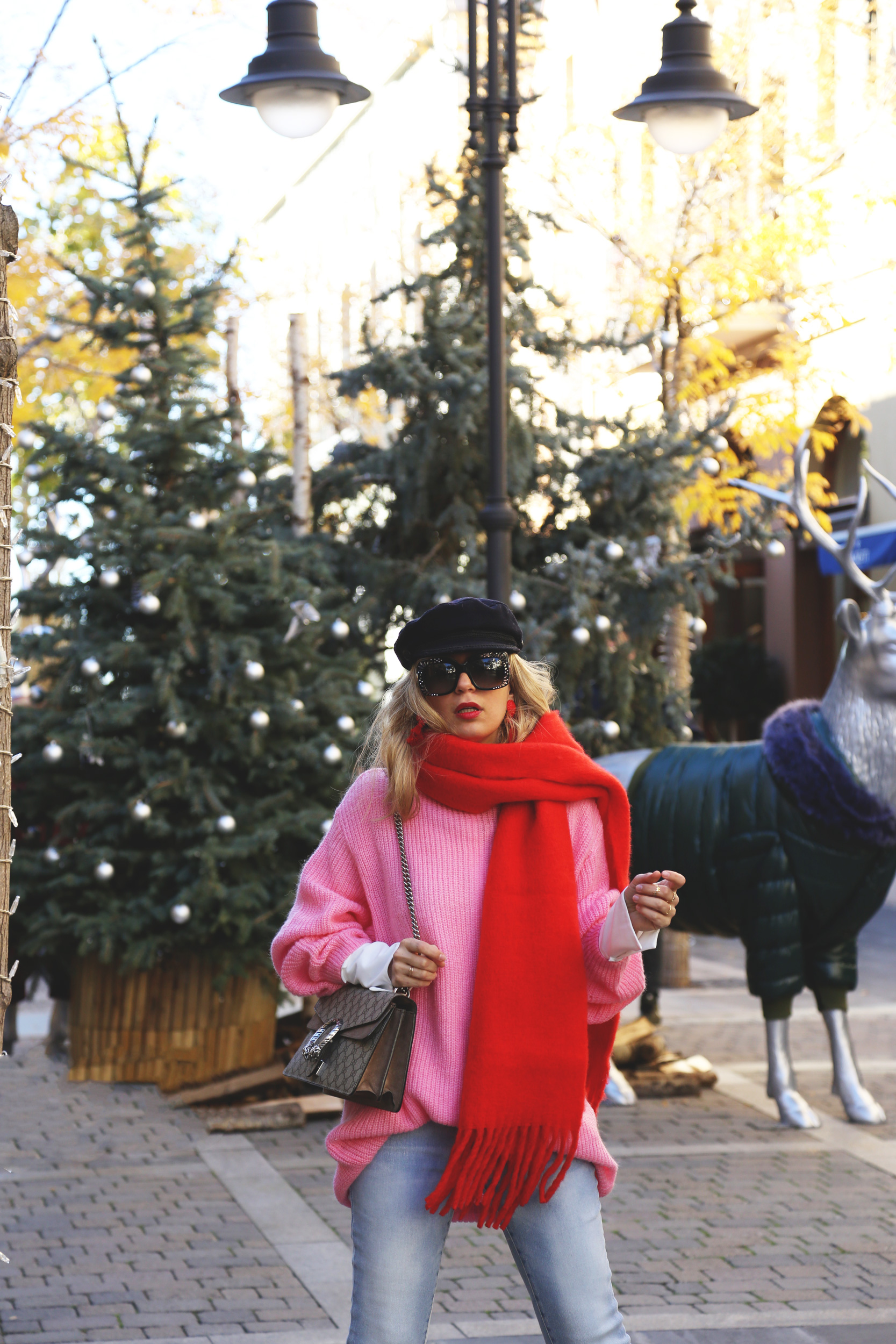 look invierno moda mujer