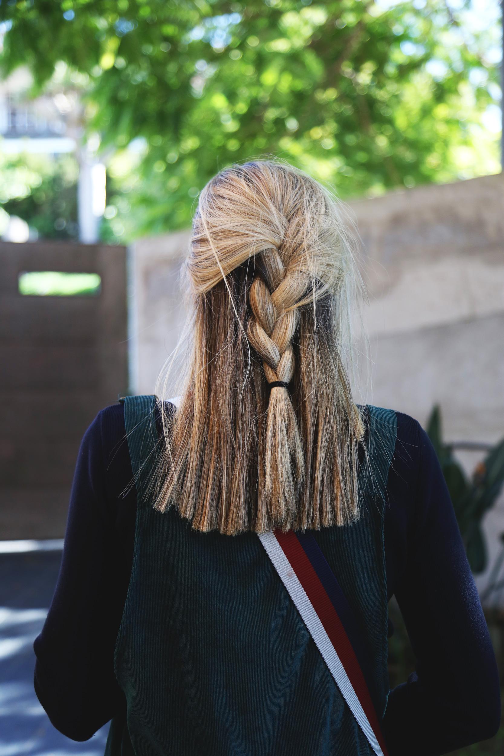 ideas tutorial peinados trenza blogger
