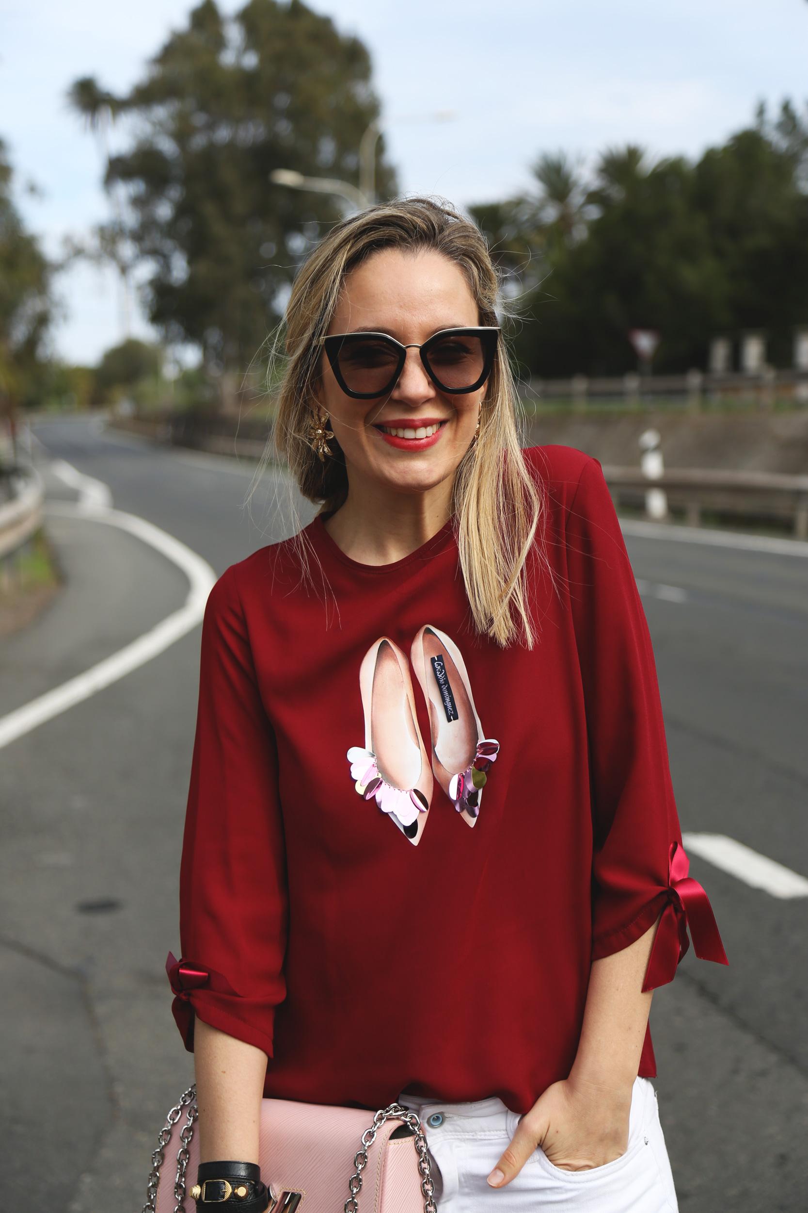 Priscila blogger de moda