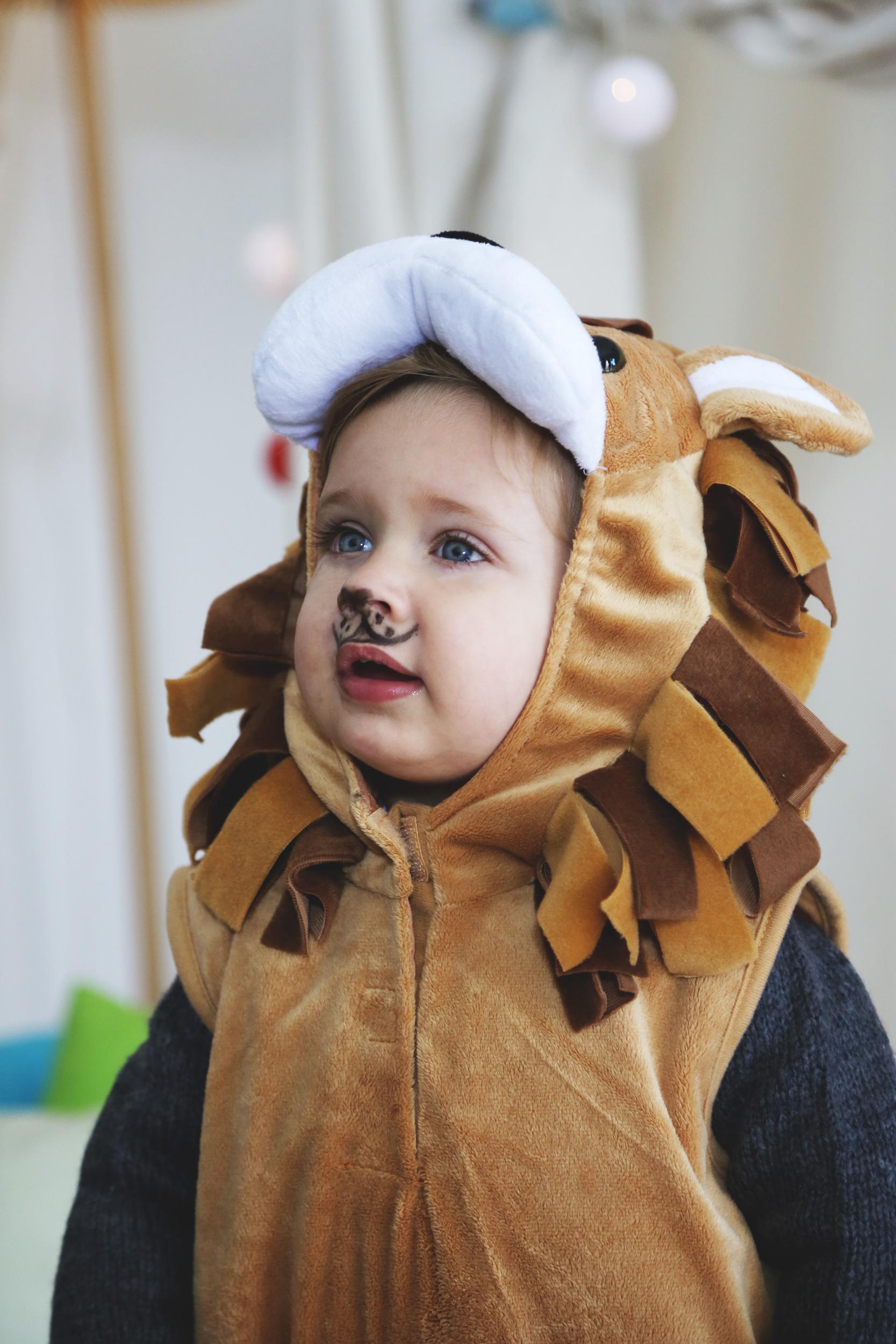 Luca Toun bebe ECI