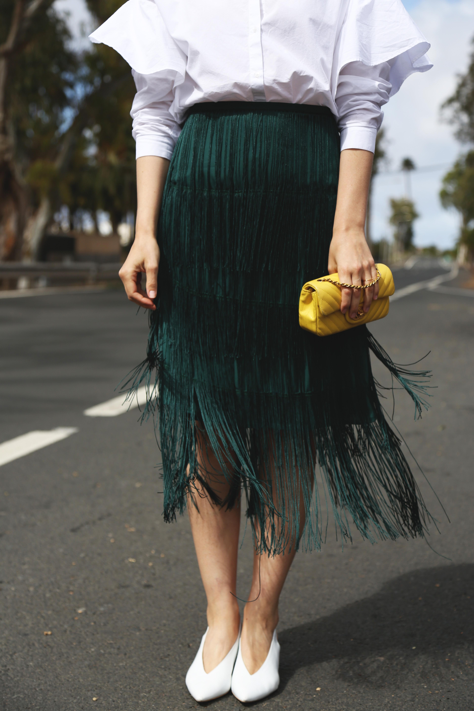 tendencias faldas moda