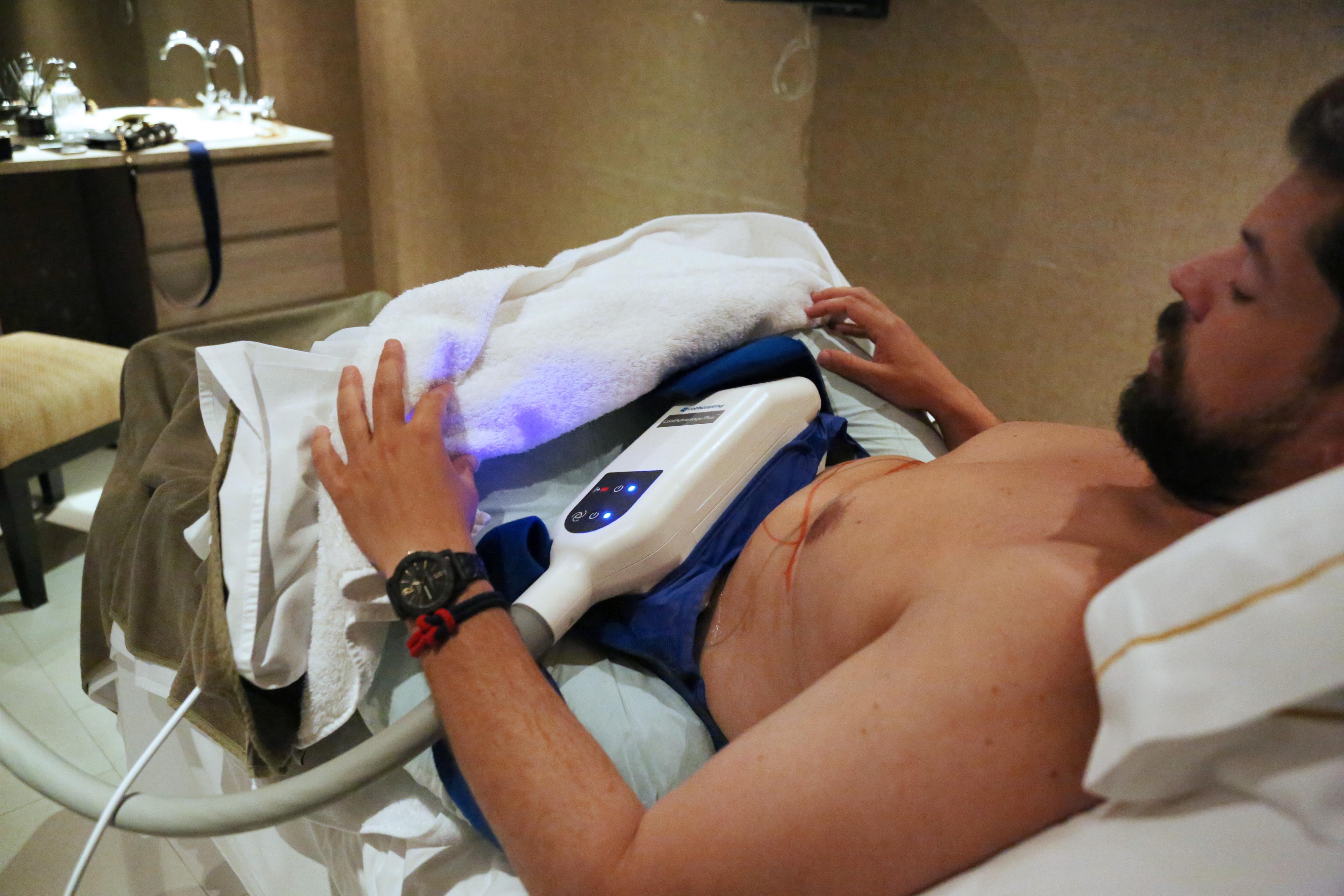 como eliminar grasa abdomen hombre