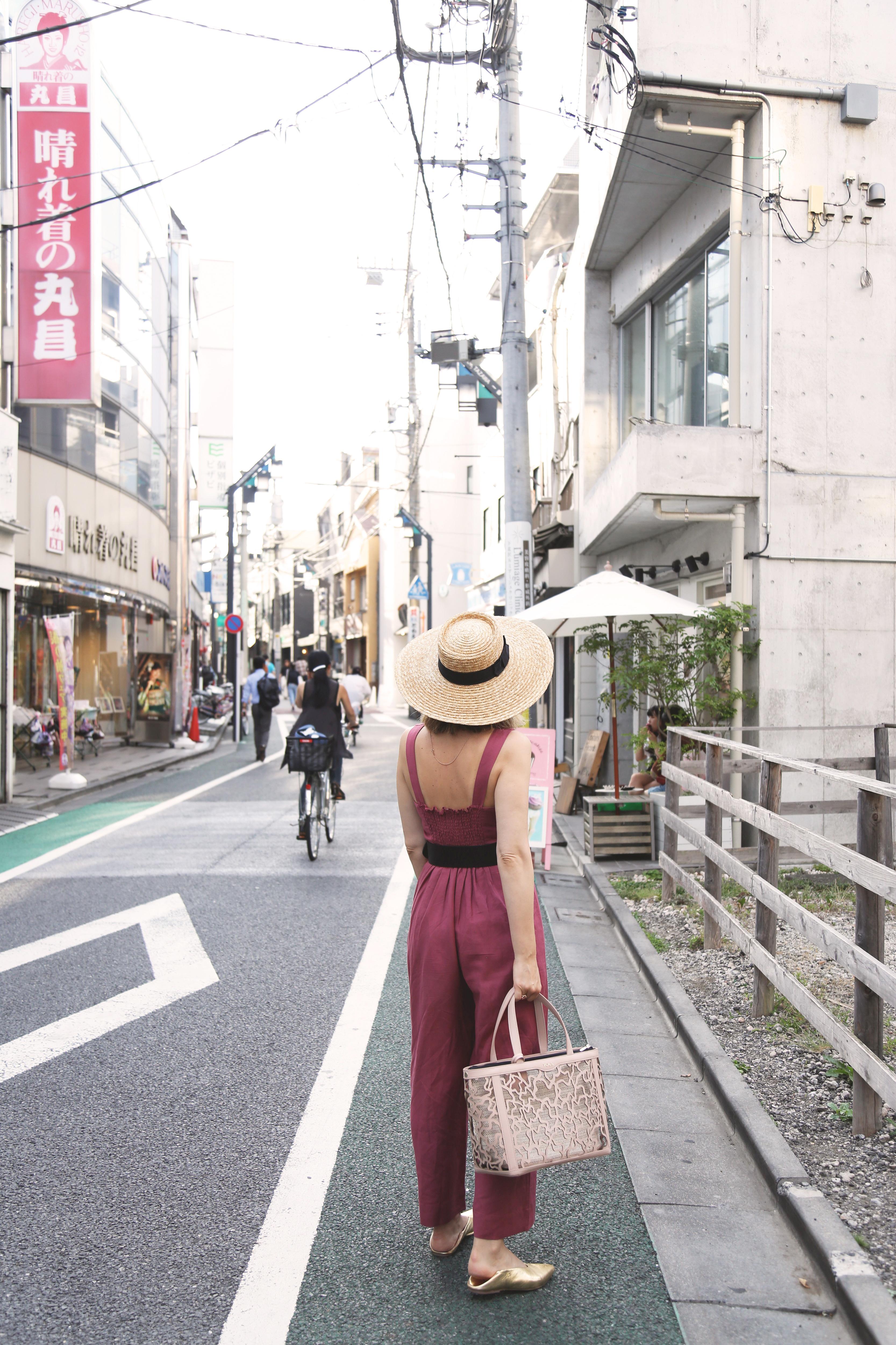 Fashion blogger viaje a tokio